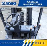 Fornitore ufficiale di XCMG un carrello elevatore elettrico a 4 ruote da 5 tonnellate con 2 l'albero della fase 3m