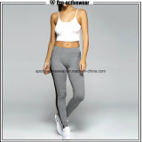 堅いヨガのズボンのOEMの工場女性レギングの女性