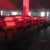 72X10W RGBW 4in1 LED Wand-Unterlegscheibe