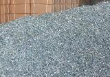 Clavos galvanizados 15 grados del material para techos de la pista del paraguas con la arandela de goma