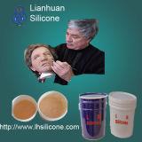 人工的な陰茎、医学のシリコーンゴムのための生命鋳造RTVのシリコーン