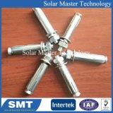 Support pour panneau solaire solaire Système de montage sur toit de métal