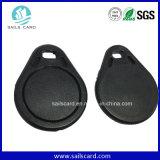 RFID programável Keyfob com qualidade da microplaqueta de S50/Ultralight boa