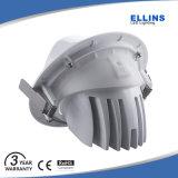 Plafonnier élevé du lumen CIR80 CRI90 10W DEL