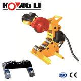 Machine de découpe du tuyau d'alimentation électrique de la faucheuse 2''-8'' (QG10/40 sch8C-A)