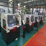 Ultra-Pricise와 작은 CNC 갱 선반 (GHL20- FANUC)