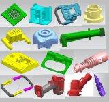 17を形成するプラスチック型の鋳造物の工具細工型