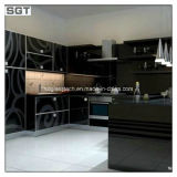 6mm Gelakt Glas Splashback