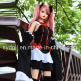 adult Sex Toy Doll 140cm 남자를 위한 새로운 맨 위 일본 Anime 숙녀 실리콘