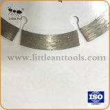 105mm Venta caliente sinterizado de alta calidad de Disco de corte Herramientas de Hardware de prensado en caliente de la hoja de sierra de diamante blanco