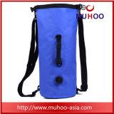 La tela incatramata TPU impermeabilizza il sacchetto asciutto esterno di campeggio degli zainhi