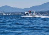 Liya 19 pieds Bateau de pêche en fibre de verre Rib Bateau Bateau gonflable