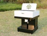 WiFi 기능에 의하여 운영하는 식용 음식 커피 인쇄 기계
