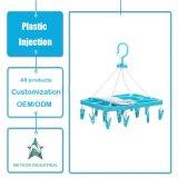 Kundenspezifische Haushalts-Qualitäts-dick Antibeleg-Plastikaufhängungs-Plastikeinspritzung