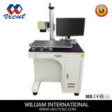 Máquina da marcação do laser da fibra para o alumínio/Cobber/prata