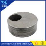 Pulso giratorio de la pieza inserta de la placa del carburo de tungsteno