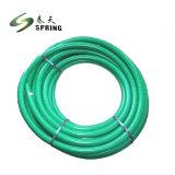 Mangueira de sucção flexíveis de PVC coloridas/ Tubo de borracha da bomba