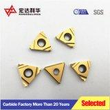 Alta calidad de Zhuzhou Fresadoras CNC de carburo inserciones