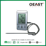 1つのプローブテストOt5562b1が付いているデジタルBBQの温度計