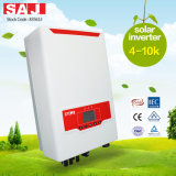 지능 SAJ와 Esay 조정 에 격자 태양 변환장치 380V 산출