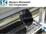 """4 """"西部Minmetalsの4inch 100mm MCZの単一水晶のシリコンの薄片"""