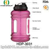 BPA portatili liberano la bottiglia di acqua di plastica di PETG con il contenitore