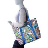 Мода женщин водонепроницаемый PEVA изолированный обед большой женская сумка охладителя