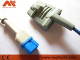 Sensor adulto do grampo SpO2 do dedo de Spacelabs 700-0030-00, 10FT