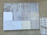 Panneau personnalisé de nid d'abeilles de pierre de marbre de taille pour le placage d'étage