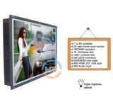 開いたフレームUSB RS232ポート(MW-201MET)が付いている20インチのタッチ画面LCDのモニタ