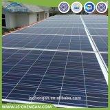 Monocrystalline солнечная панель солнечных батарей модуля 100W с 4 линиями и 25 летами продолжительности жизни