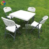 Mode de gros de chaise pliante en plastique à chaud pour le parti de plein air