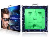 HD P5mm farbenreiche Videodarstellung/Innen-LED-Bildschirm (dünne LED-Wand)
