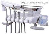 Nuevo tipo de lujo de aluminio de fundición completo sillón dental