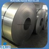 AISI/201/202 JIS/fr/301/304/316L/430/441/439 bobine en acier inoxydable