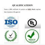 De zachte thermaal Geleidende Isolatie van het Silicone 3W voor Fabrikant van de Steekproef ISO van het Stootkussen van het Hiaat Cert van RoHS UL van de Batterij de Vrije