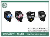 100% compatible AMT-310 le toner couleur pour Konica Minolta Bizhub C350/C351/C450/451