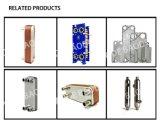 L'échangeur de chaleur de plaque de garniture de plaque de l'acier inoxydable 316 substituent l'alpha Laval