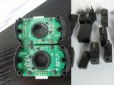 超音波プラスチック溶接装置を結ぶ配線用ハーネス