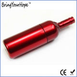 Memória Shaped Pendrive do USB do frasco de vinho (XH-USB-078)