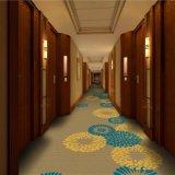高品質によって印刷されるナイロン一面のホテルのカーペット