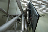 Tevê quente da corrediça da venda feita do sistema de alumínio do fardo (YZ-P674)