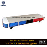 24V LED Strobe Emergency Car Top Roof Warning Light pour Police / Firefightertruck Series Amber Blue Red