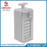 28 pcs portáteis de emergência iluminação LED Recarregável
