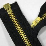 靴のための高品質の金属のジッパー