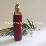 rote Acrylluxuxflasche der lotion-100ml für das Skincare Verpacken (PPC-NEW-191)
