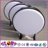 工場顧客用真空を広告するLEDは照らされたLED Lightboxを形作った