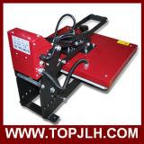 Transfert de chaleur à sublimation semi-automatique avec machine de pressage à chaleur Magnet