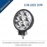 4インチLEDのドライビング・ライト作業ランプBridgelux 21W