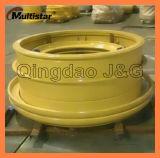 ダンプトラックのタイヤ2700r49のためのOTRの車輪の縁49-19.50/4.0